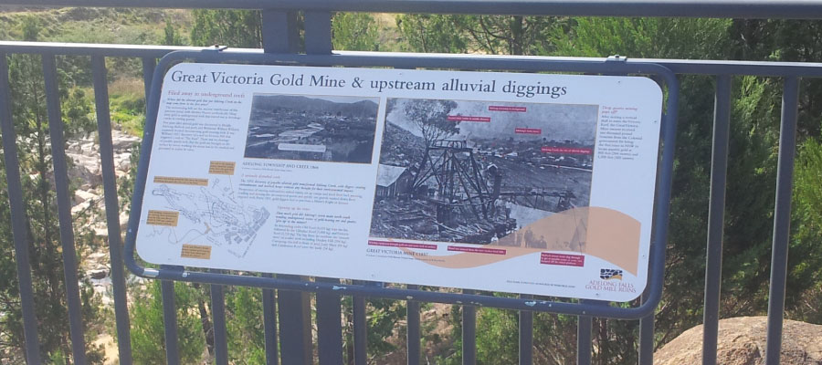 Adelong Gold Mine